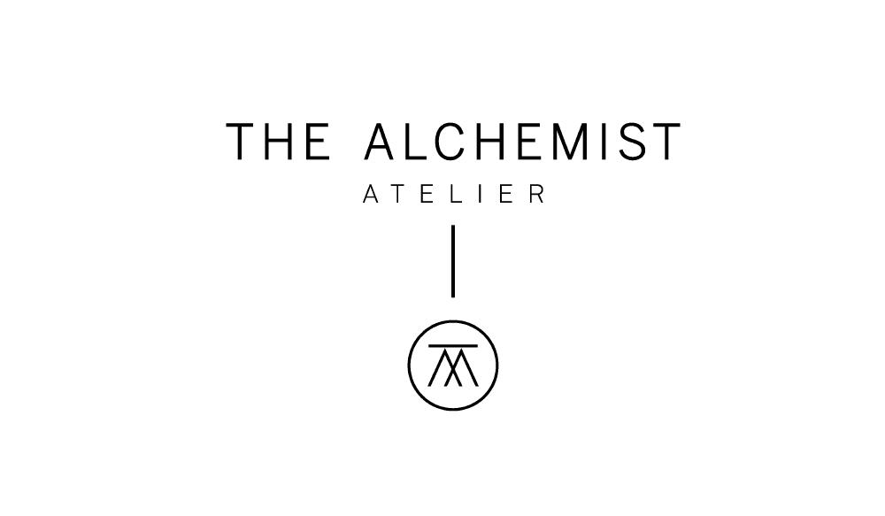 logo the alchemist atelier
